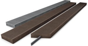 Steiger/vlonderplanken (standaard)