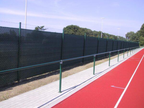 Bouwheknet op rol 1,80x1,50 meter standaard